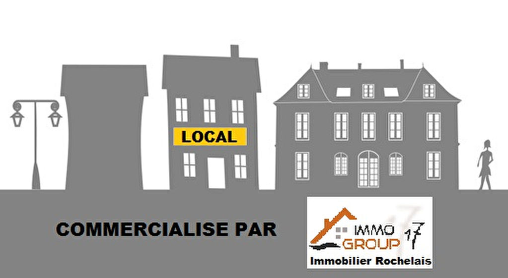 Investisseur - local commercial loué